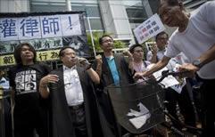 Denuncia de Amnistía Internacional: los crueles métodos que China aplica a sus abogados