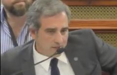 El Diputado Oscar Martínez propone reformar el Código Procesal Penal de Santa Fe para paliar el tema de la inseguridad