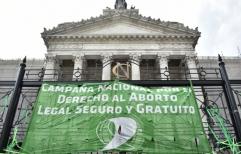 Diputados dio media sanción al proyecto de legalización y despenalización del aborto