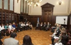 Finalizaron unas jornadas en la Corte Suprema sobre Restitución Internacional de Niños