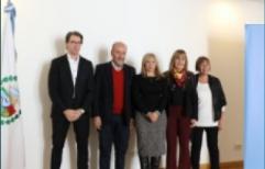 Se firmó un Convenio entre el Colegio de Abogados de Rosario y la Secretaría de Salud Pública de Rosario