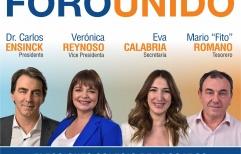 FORO UNIDO competirá en las elecciones del Colegio de Abogados
