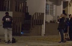 Fue baleada la casa donde vivió el presidente del tribunal que condenó a Los Monos