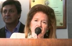 """Highton participó del encuentro """"Derechos vs. Violencia"""" en la Confederación General del Trabajo"""