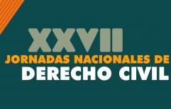 Jornadas preparatorias - XXVII Jornadas Nacionales de Derecho Civil