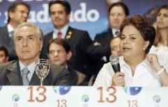 Juicio político a Dilma Rousseff: el vicepresidente Temer ya habla de sucesión