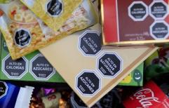 Ley de etiquetado frontal de alimentos, los sellos urgentes