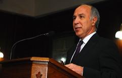 Lorenzetti encabezará una conferencia sobre la relación entre Justicia y prensa