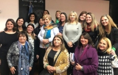 El martes pasado se realizaron las Jornadas sobre violencia de género en el Colegio de Abogados de Rosario