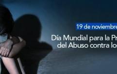 19 de Noviembre. Día mundial para la prevención del abuso contra los niños y las niñas