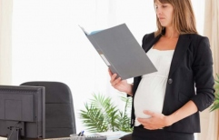 Nuevo beneficio para la colega embarazada otorgado por la Caja de Jubilaciones