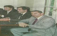 Para su próximo mandato, Del Vecchio reafirma en su cargo al Pte. del Instituto de Mediación a pesar de estar procesado por defraudación, asociación ilícita y quiebra fraudulenta