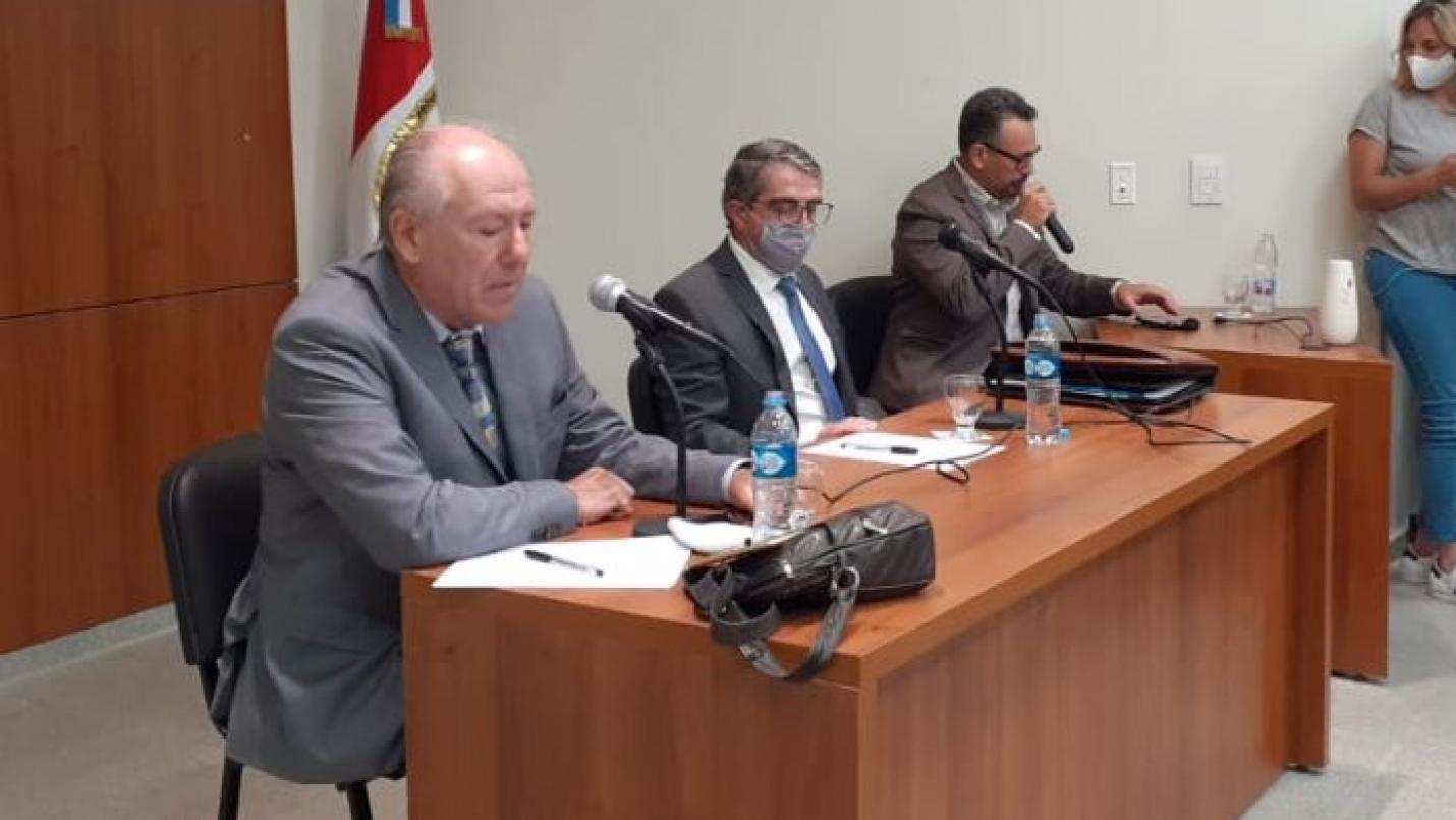 Piden detención del abogado de Traferri por su rol de fiscal en la dictadura