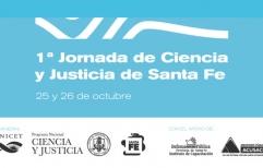Primer encuentro de Ciencia y Justicia de Santa Fe