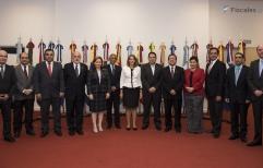 Procuradores y fiscales generales de Iberoamérica expresaron su apoyo y solidaridad a la titular del Ministerio Público de Venezuela