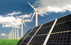Se promulgó la ley de generación de energías renovables