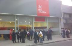 Se puso en marcha el primer Centro Territorial de Denuncias en Rosario.