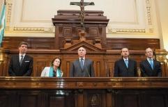 Rechazo de Agrupaciones Gremiales de Abogados de Rosario al fallo de la Corte que declaró aplicable el computo del 2x1 en caso de delitos de lesa humanidad.