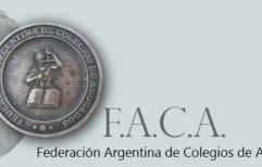 Reforma Previsional. La FACA advirtió al Congreso Nacional sobre su ilegalidad e inconstitucionalidad.