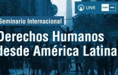 "SEMINARIO INTERNACIONAL: ""Derechos Humanos desde América Latina"""