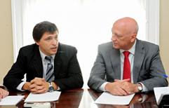 Sostienen que Del Vecchio, actual Secretario de Control de Fuerzas Seguridad, debería suspender su matrícula de abogado y renunciar al Directorio del Colegio de Abogados