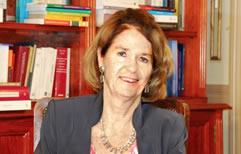 """Tras la renuncia de Zaffaroni, Elena Highton de Nolasco sostuvo: """"Lo ideal sería que la Corte esté completa"""""""