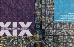 """XIX CONFERENCIA NACIONAL DE ABOGACÍA """"ACCESO A LA JUSTICIA. Roles de la abogacía."""